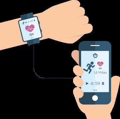Create Smartwatch Application